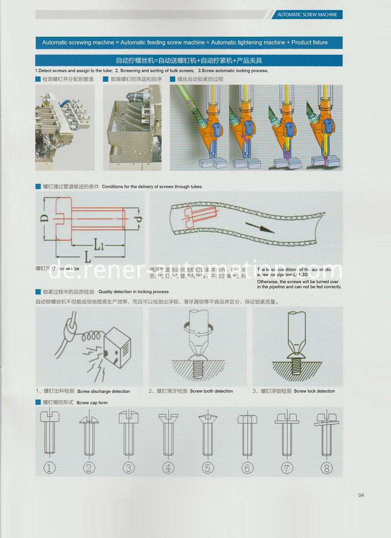 Screw Feeder Machine